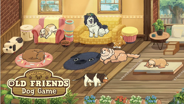 old dogs friends android 1