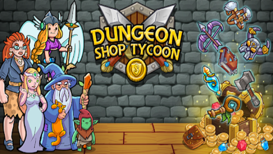 Dungeon Shop Tycoon 0