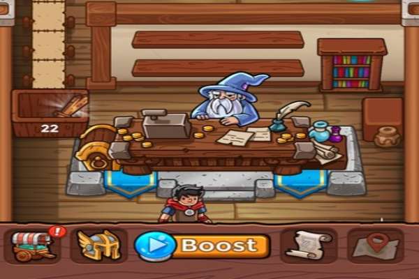 Dungeon Shop Tycoon 1