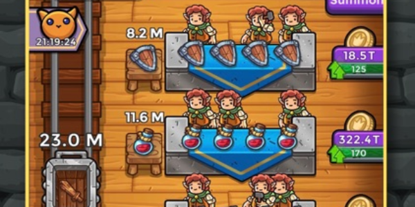 Dungeon Shop Tycoon 2