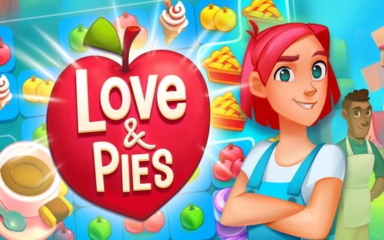 Love and Pies Title