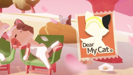 Dear My Cat promo image
