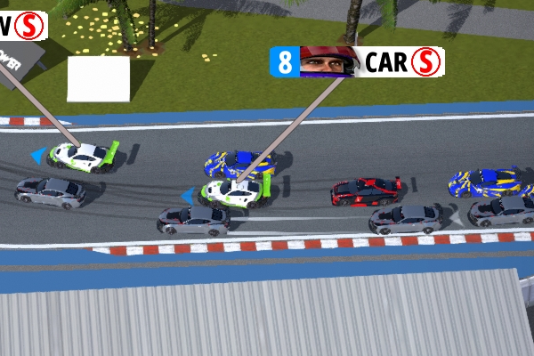 gt manager race