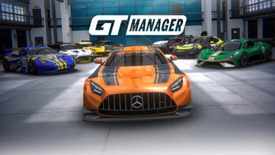 gt manager title screen